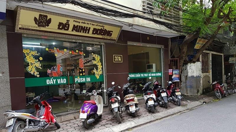 Nhà thuốc Đỗ Minh Đường - địa chỉ khám, chữa bệnh bằng YHCT uy tín