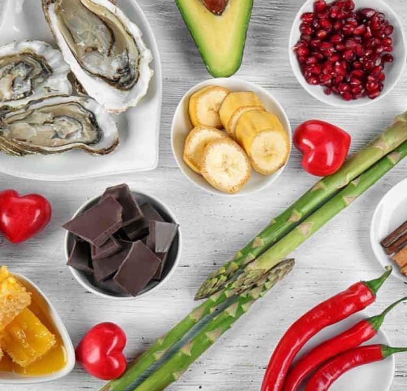 Các loại thực phẩm tăng ham muốn cho nữ giới đều phổ biến và dễ tìm mua