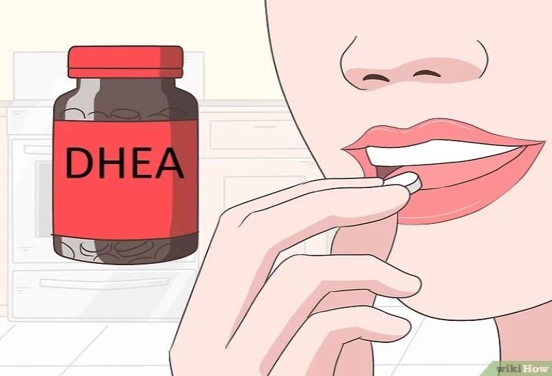 Nên bổ sung DHEA cho phụ nữ tiền mãn kinh