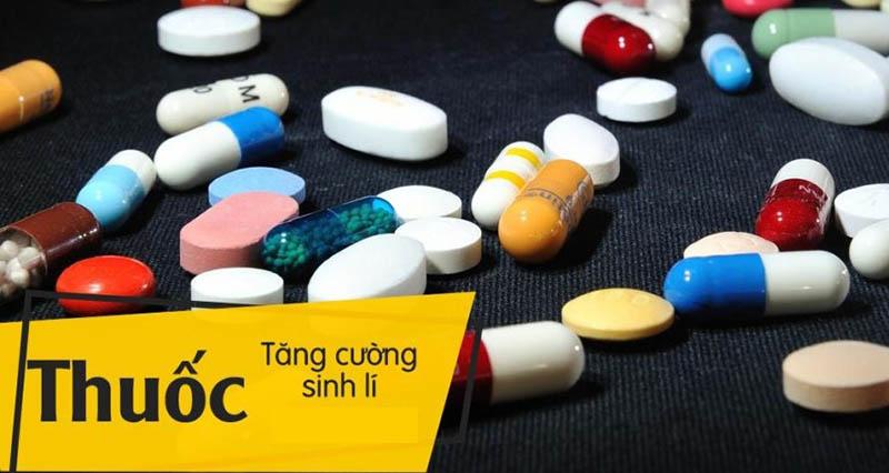Nhiều chị em lựa chọn việc dùng thuốc tăng ham muốn nữ vì vừa tiện lợi lại có tác dụng nhanh chóng