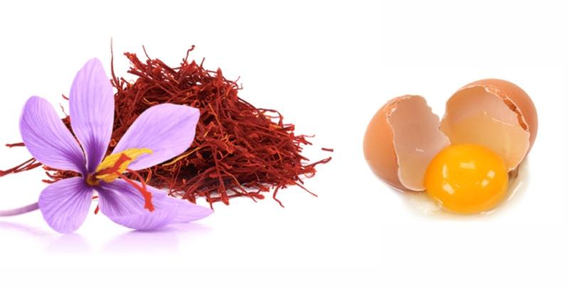 Nghệ tây có các chất như carotene và picrocrocin sẽ giúp kích thích hưng phấn tình dục ở nam giới