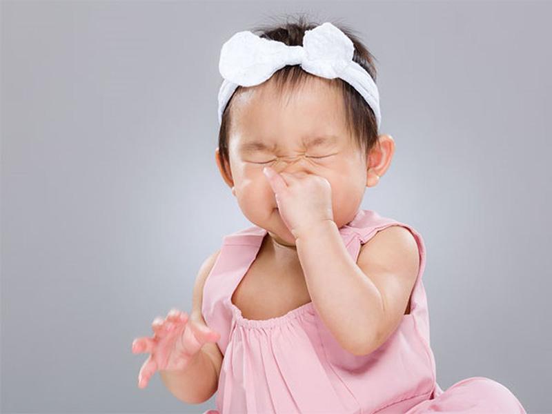 Chữa viêm xoang bằng tỏi không áp dụng cho trẻ em dưới 5 tuổi