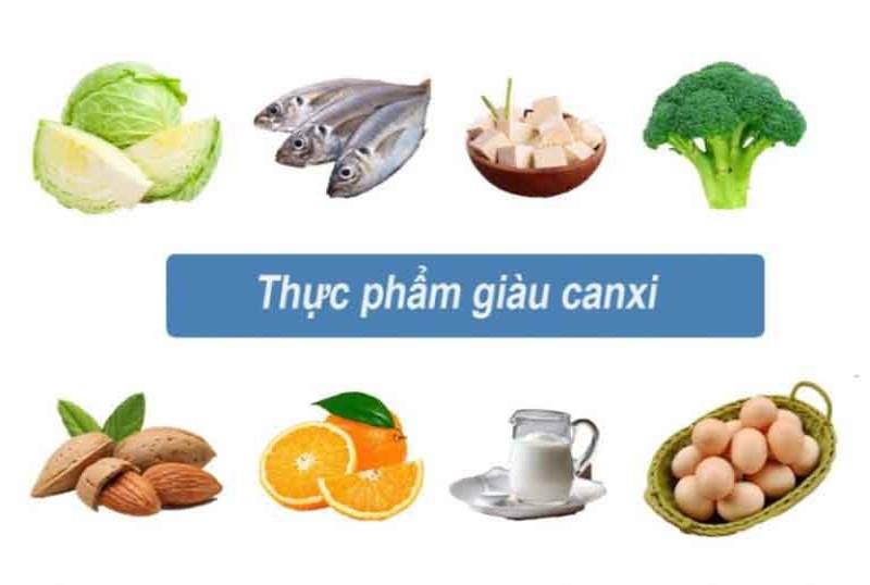 Top những loại thực phẩm chứa nhiều canxi tốt cho phụ nữ