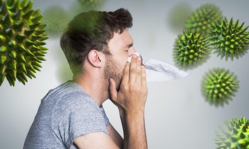 Viêm mũi họng thể cấp tính do hệ miễn dịch yếu