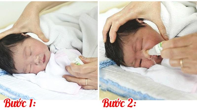 Giải pháp loại bỏ dịch nhầy mũi họng cho trẻ sơ sinh an toàn