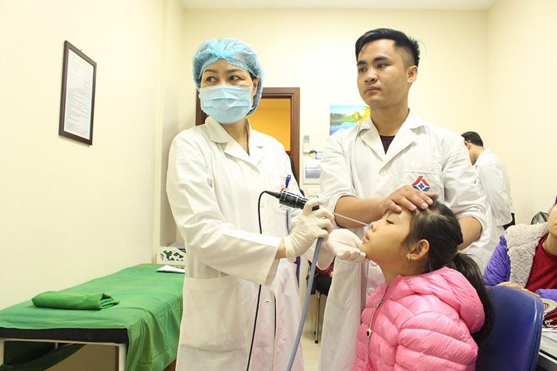 Thăm khám tại cơ sở y tế để sớm tìm ra nguyên nhân, cách chữa