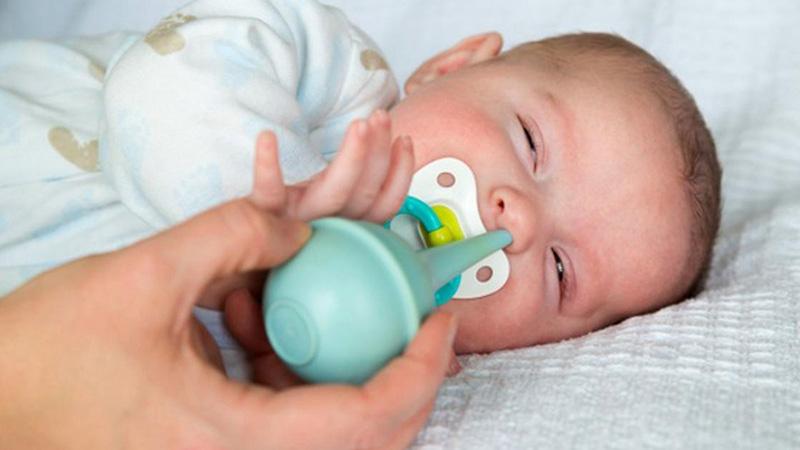 Chữa viêm VA cho trẻ sơ sinh