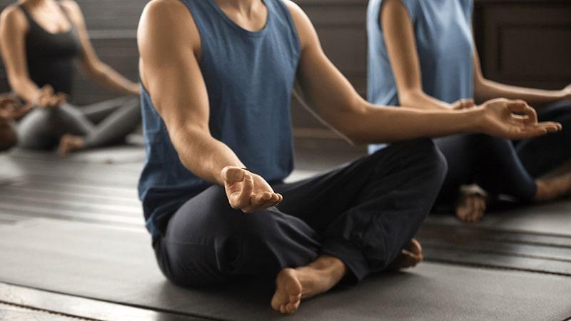 Yoga mang lại nhiều lợi ích cho người bị viêm xoang