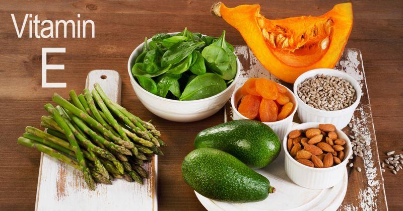 Thực phẩm giàu vitamin E chống vô sinh hiệu quả