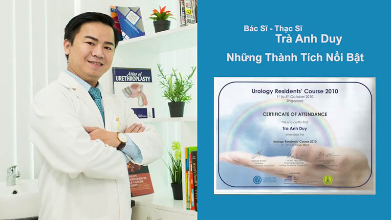 Là một bác sĩ chữa vô sinh giỏi, bác sĩ Trà Duy Anh chuyên hỗ trợ các ca hiếm muộn nam khoa