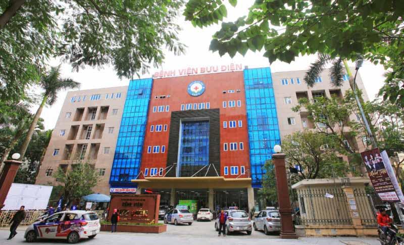 Bệnh viện Bưu Điện chữa vô sinh