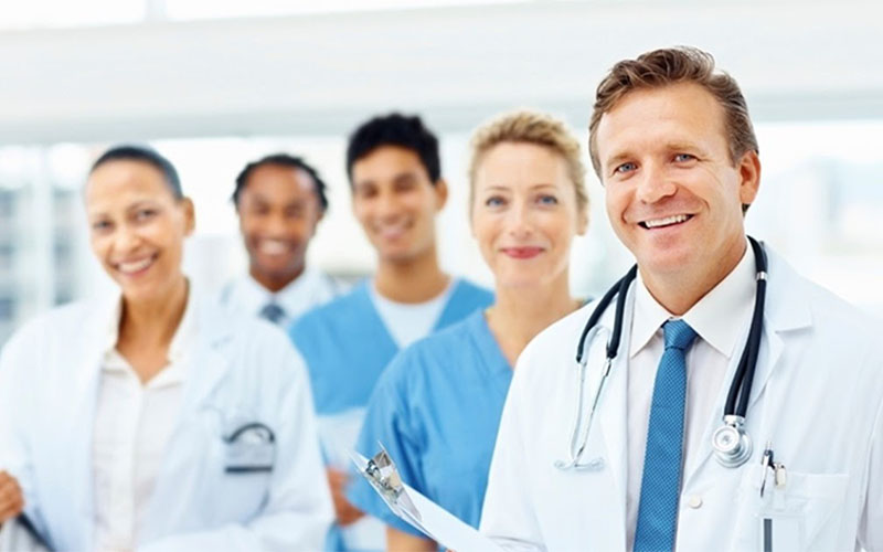 Bệnh viện uy tín cần có đội ngũ y bác sĩ chuyên môn cao