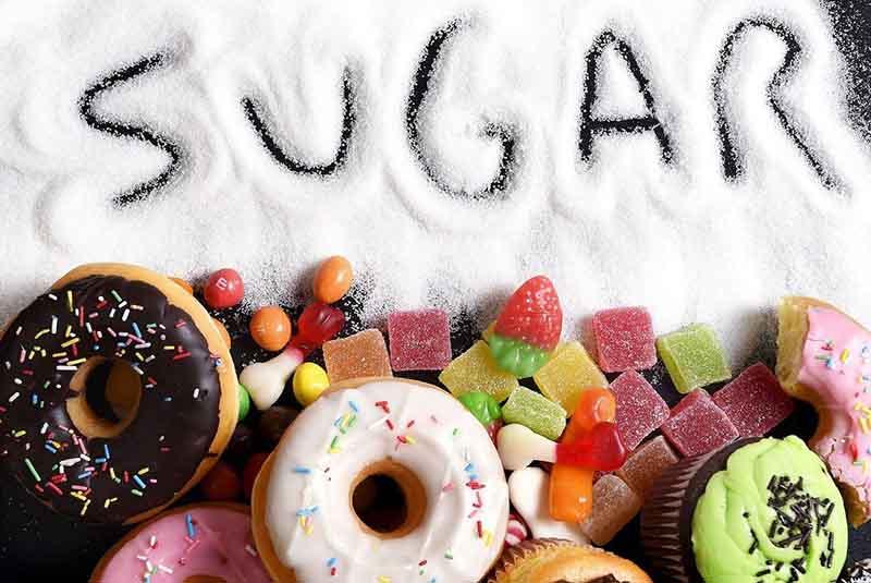 Hạn chế cho trẻ ăn nhiều đồ ngọt