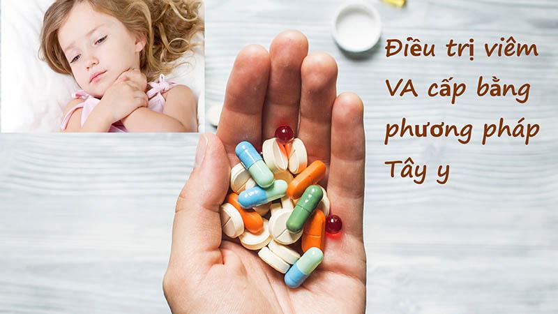 Thuốc tân dược cải thiện nhanh các triệu chứng bệnh