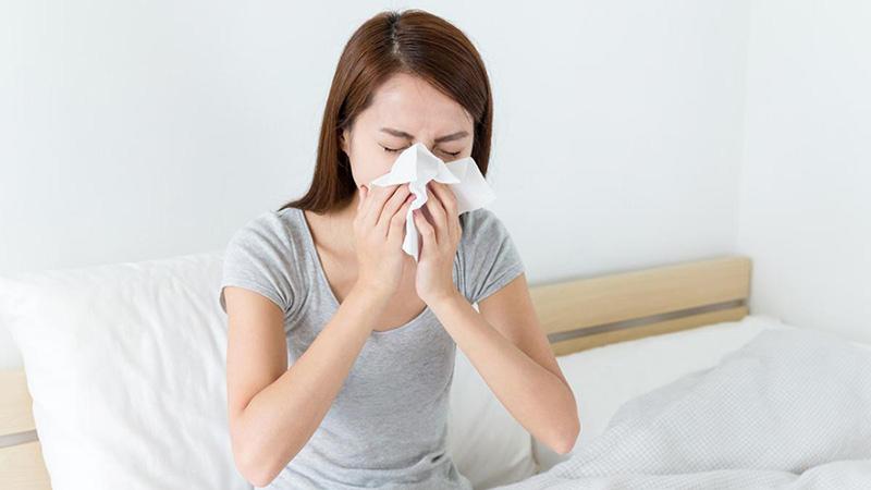 Viêm mũi dị ứng gây ra nhiều phiền toái cho người bệnh