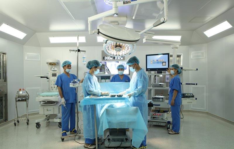 Máy móc thiết bị tiên tiến giúp tỷ lệ chữa vô sinh thành công tại bệnh viện Tâm Anh là rất cao
