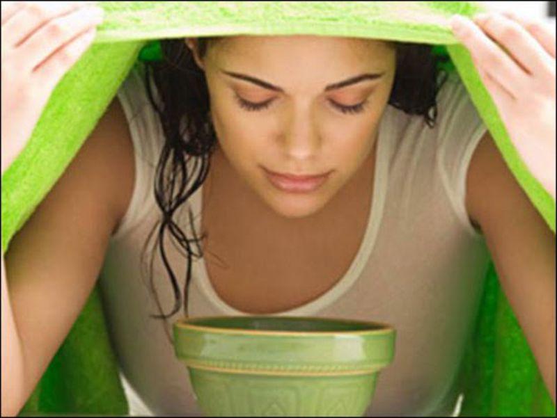 Xông mũi bằng tỏi cũng là cách chữa bệnh hiệu quả
