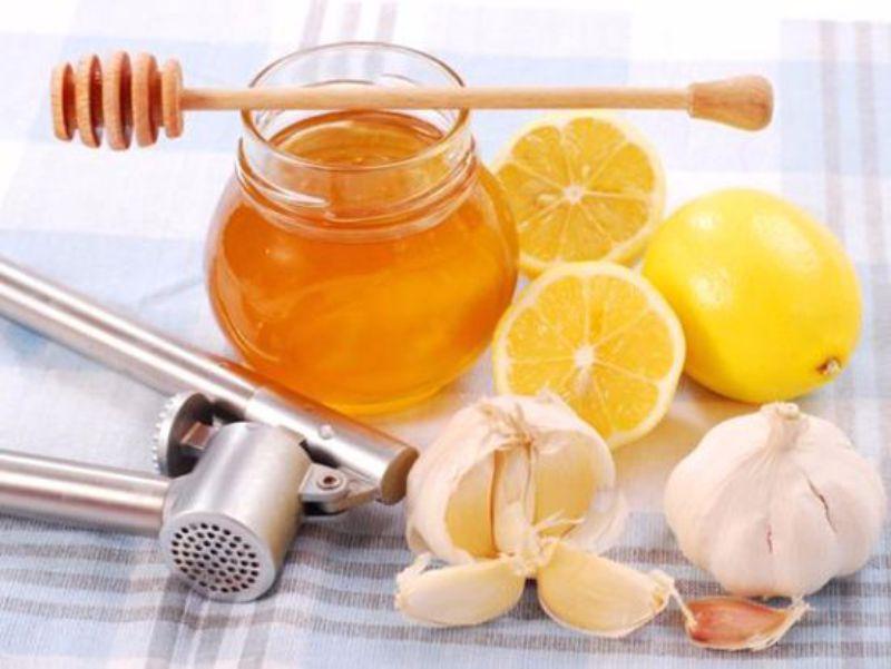 Bài thuốc chữa bệnh từ tỏi và mật ong