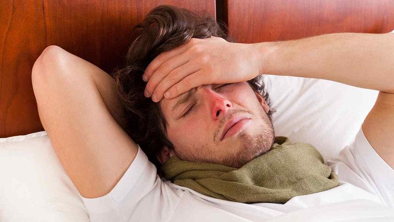 Cần chữa trị kịp thời, tránh những biến chứng nặng nề về sau