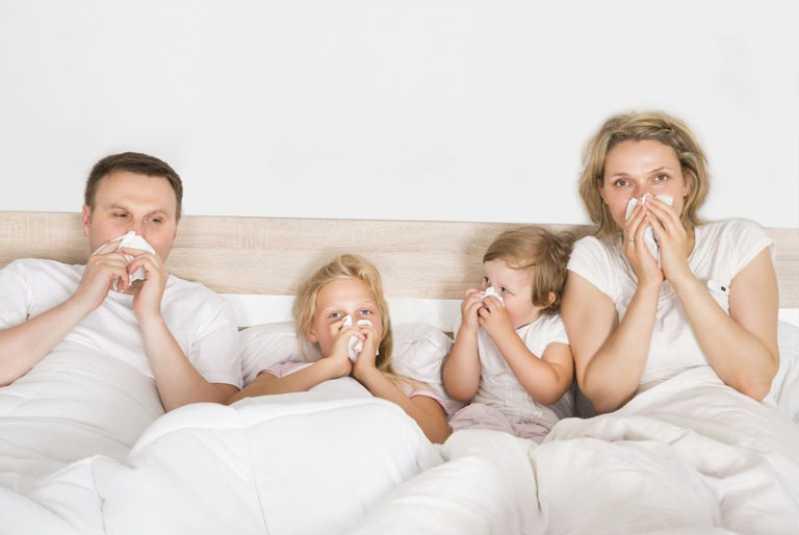 Viêm mũi dị ứng không lây lan nhưng có tính di truyền từ cha mẹ sang con cái