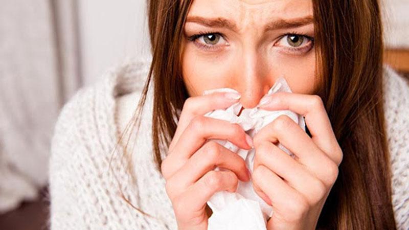 Viêm mũi dị ứng là bệnh lý liên quan đến hệ hô hấp ở người