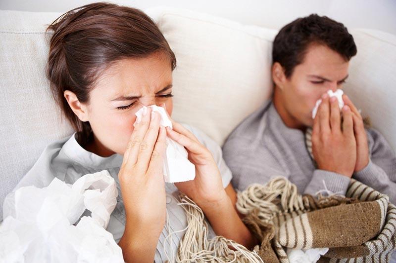 Viêm mũi dị ứng thường xảy ra với trẻ nhỏ và người có cơ địa dễ bị dị ứng