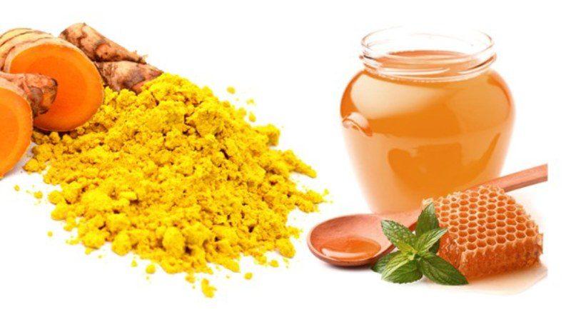 Điều trị viêm VA bằng nghệ và mật ong mang lại hiệu quả tốt