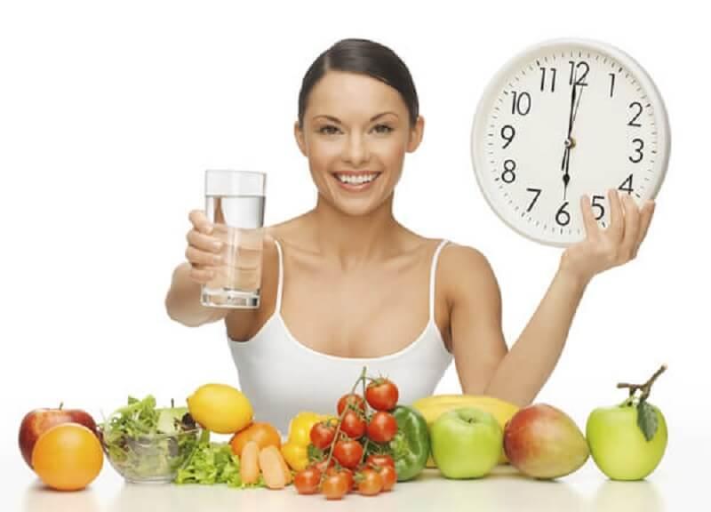 Sinh hoạt, ăn uống lành mạnh giúp tăng sức đề kháng