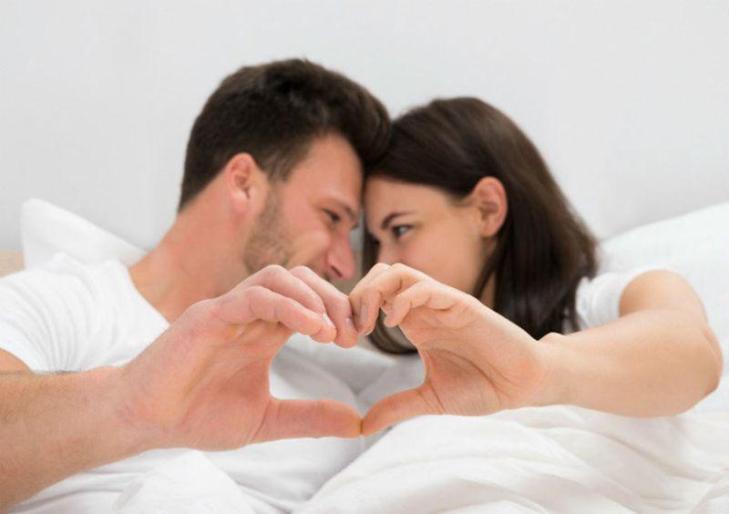 Quan hệ tình dục lành mạnh làm giảm nguy cơ bị tinh trùng vón cục