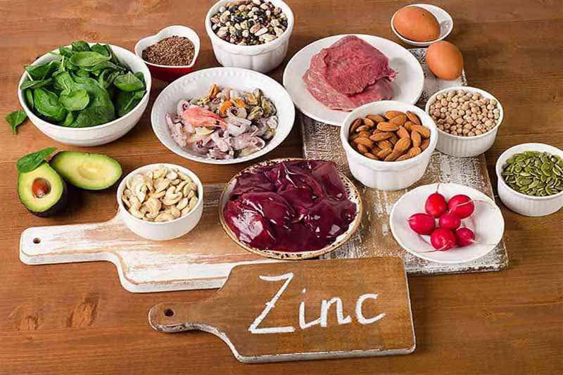 Chế độ ăn uống giàu kẽm giúp cải thiện tinh trùng