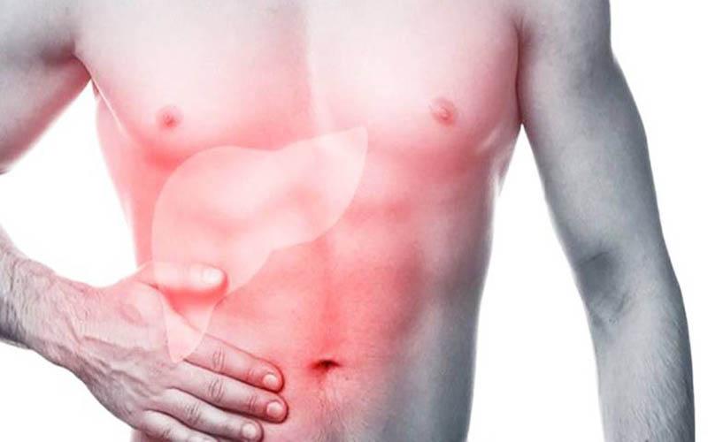 Ngứa da do gan bị suy kém, mất khả năng đào thải độc tố