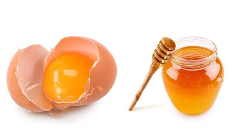 Chữa trị tinh trùng vón cục bằng trứng gà và mật ong cho hiệu quả tương đối tốt