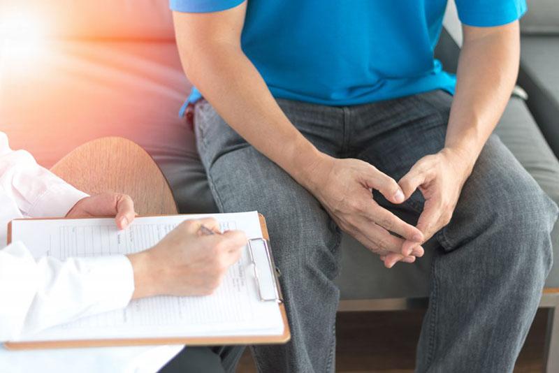 Các bệnh nam khoa khiến tinh trùng vón cục