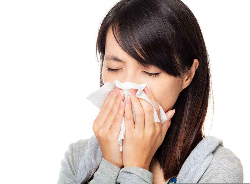Thuốc sổ mũi không gây buồn ngủ