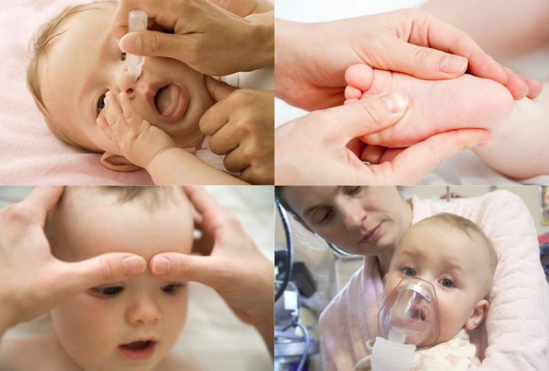 Một số mẹo chữa tại nhà có thể giúp trẻ cải thiện đáng kể tình trạng bệnh