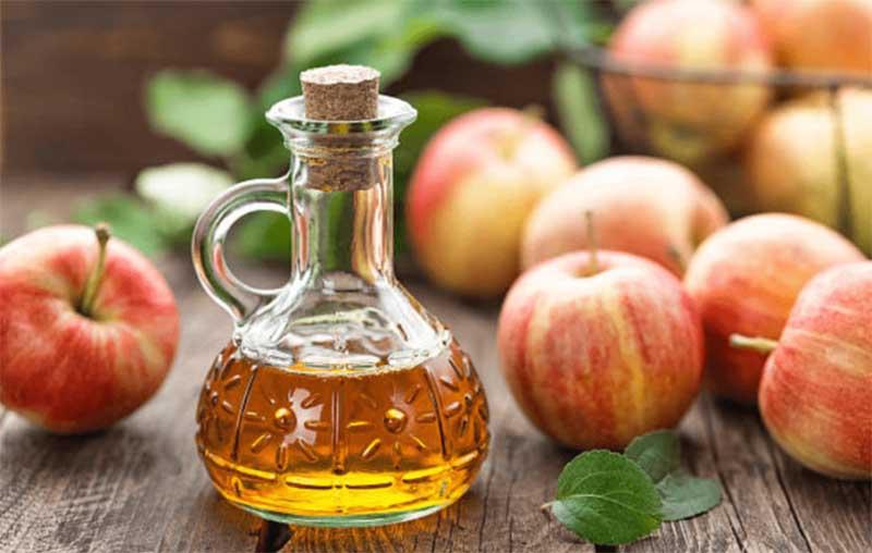 Uống nước giấm táo có thể cải thiện đáng kể các triệu chứng bệnh