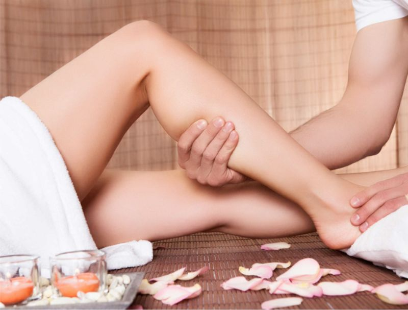 Massage gối