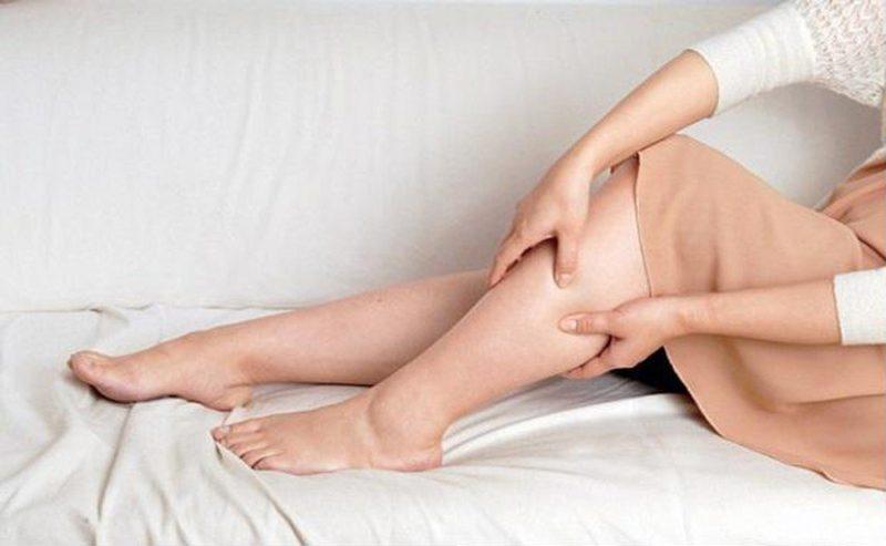 phụ nữ có thai bị ngứa phù chân