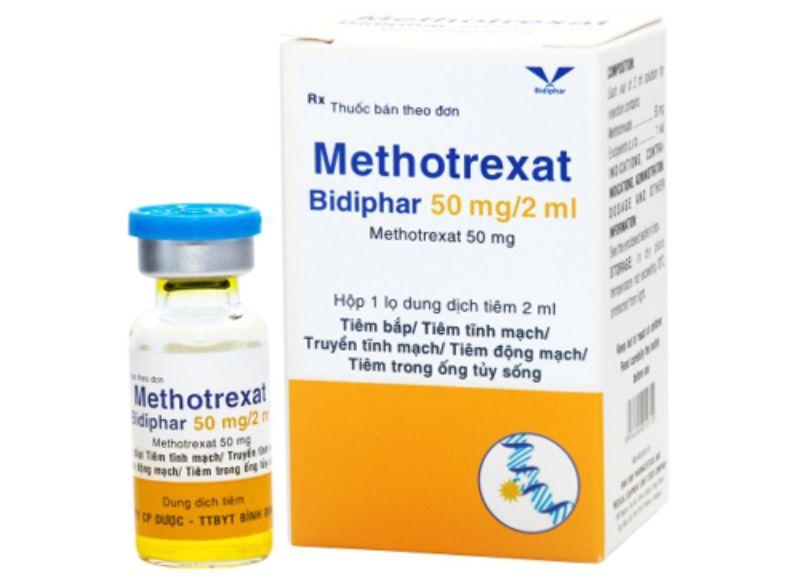 Thuốc chống thấp khớp Methotrexat