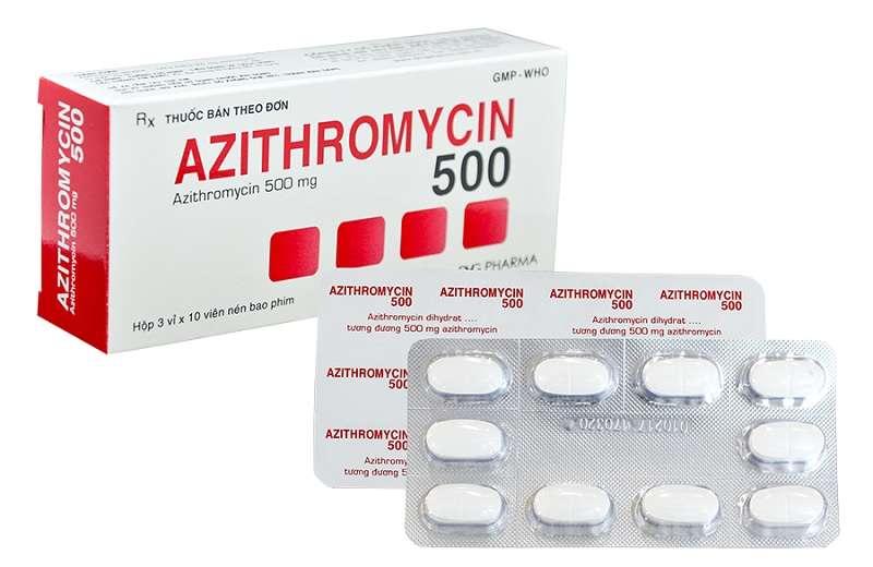 viêm họng uống thuốc kháng sinh gì