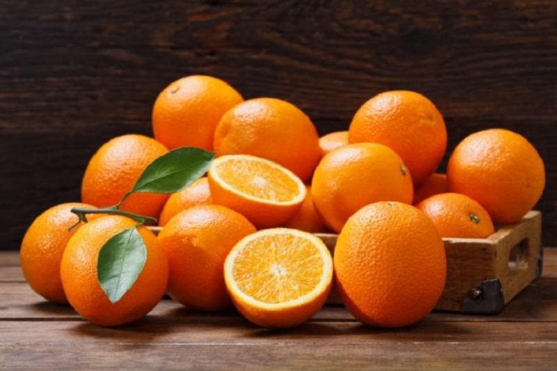 Cam giàu vitamin giúp kháng viêm, tăng cường sức khỏe