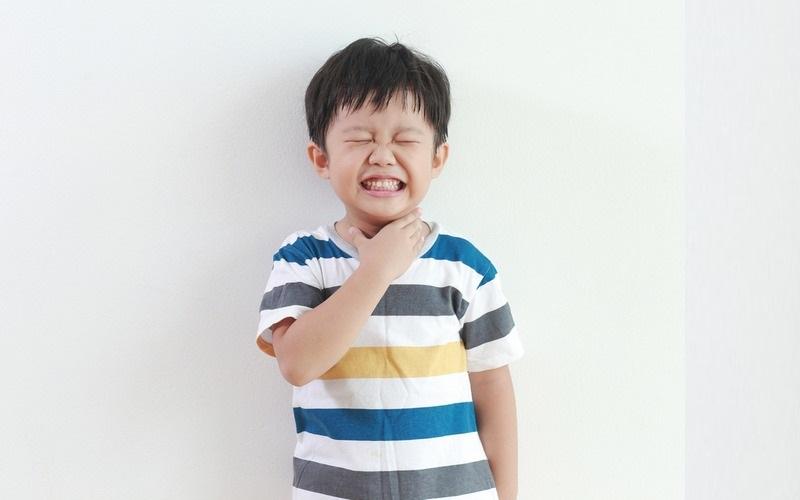 Trẻ từ 5 - 15 tuổi rất dễ mắc bệnh viêm họng liên cầu khuẩn
