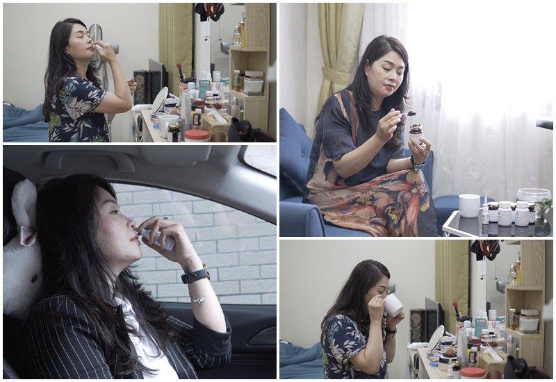 Diễn viên Thanh Tú dùng bài thuốc viêm mũi, viêm xoang Đỗ Minh mỗi ngày