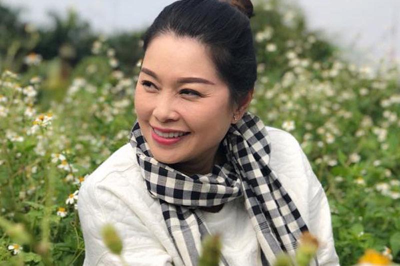 Thanh Tú là nữ diễn viên quen thuộc với khán giả truyền hình qua series hài Gặp nhau cuối tuần