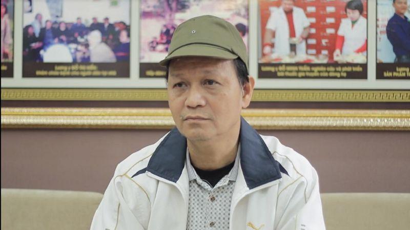 Chú Nguyễn Văn Khôi chữa viêm amidan tại Đỗ Minh Đường