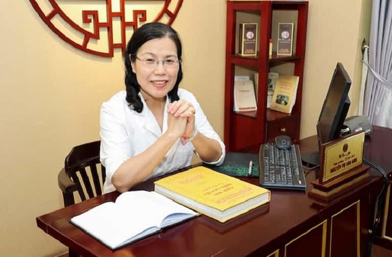Bác sĩ Vân Anh - người sáng lập ra đơn vị chăm sóc sức khỏe Nhất Nam Y Viện