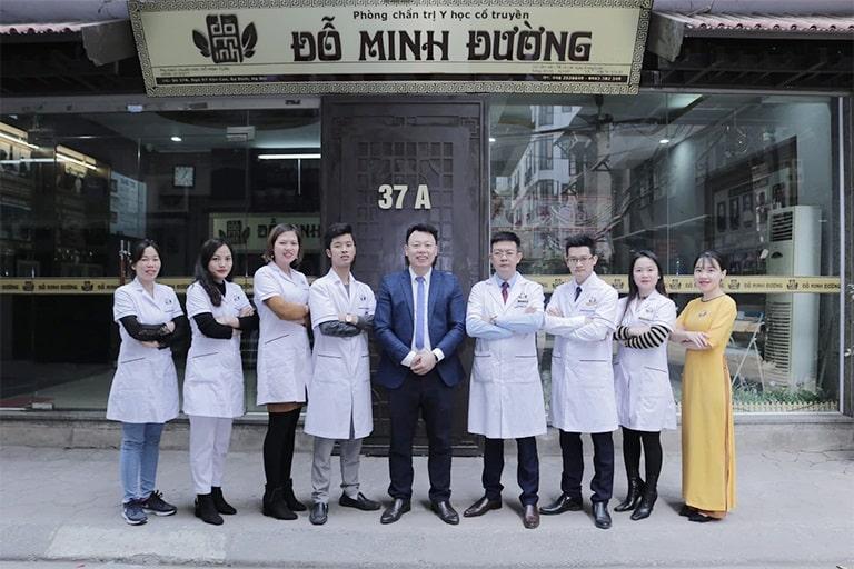 Đỗ Minh Đường - Nhà thuốc uy tín hàng đầu