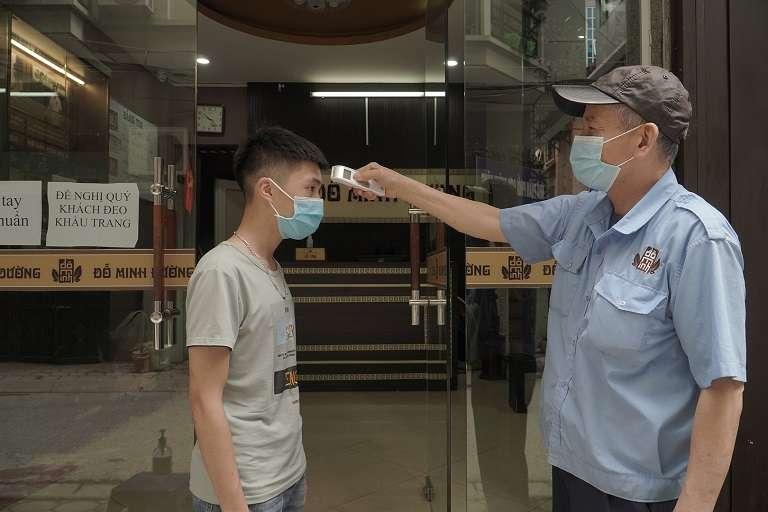 Nhà thuốc Đỗ Minh Đường tuân thủ chủ chương phòng chống dịch Covid-19
