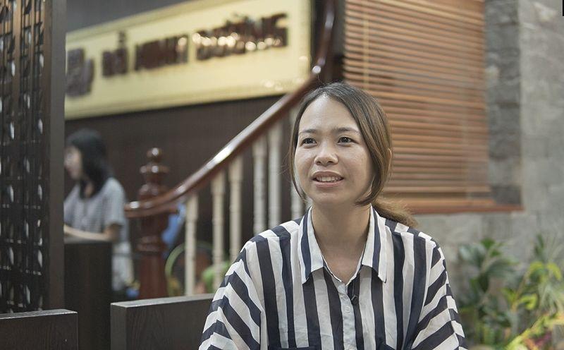 Chị Sâm điều trị thận khí hư tại Đỗ Minh Đường