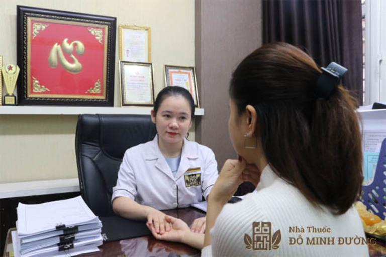 Bác sĩ Ngô Thị Hằng chỉ ra những sai lầm khi điều trị viêm lộ tuyến cổ tử cung